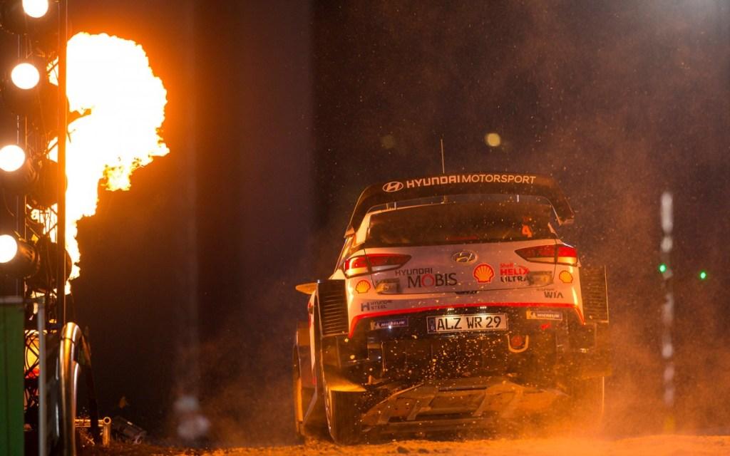 Hadapi WRC Swedia 2019, Hyundai Punya Racikannya