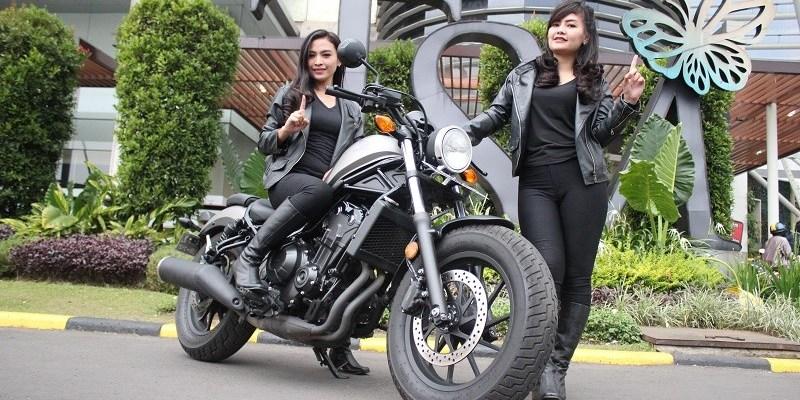 Moge Honda Ini Paling Laku di Jawa Barat