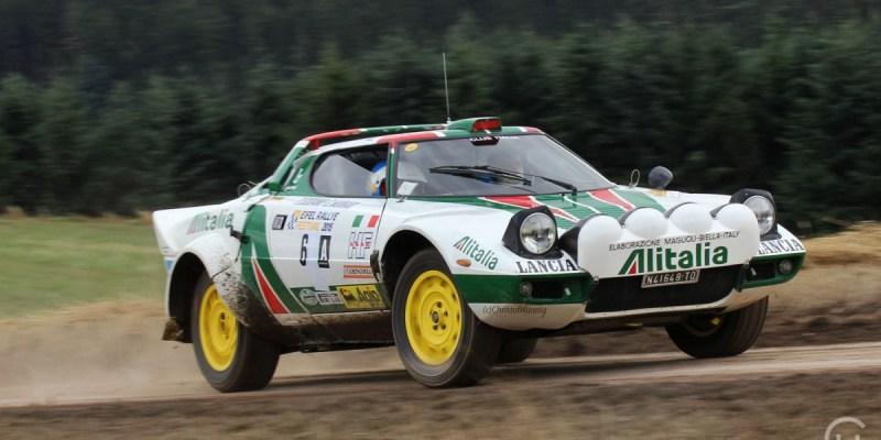"""Lancia Stratos GR.4 """"ALITALIA"""" Jadi Bintang FIA Hall of Fame"""