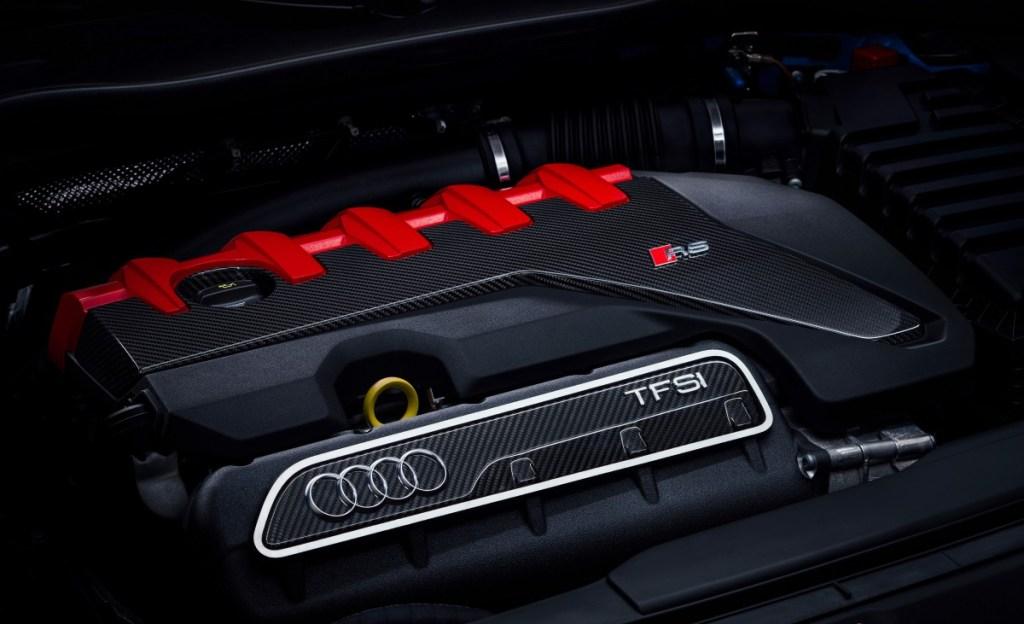 New Audi TT RS, Ubahan Signifikan!