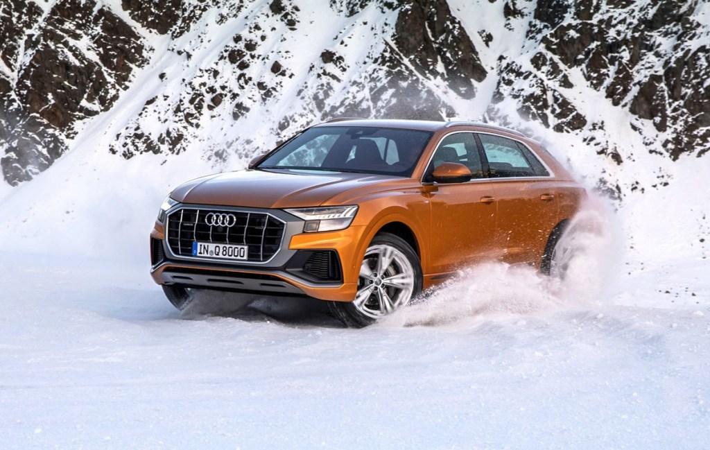 Audi Q8, Kini Ada 2 Suguhan Mesin V6