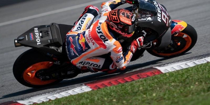 Marquez Tercepat di Hari Pertama Tes MotoGP Sepang