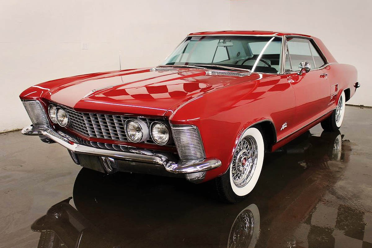 Buick Riviera First Generation