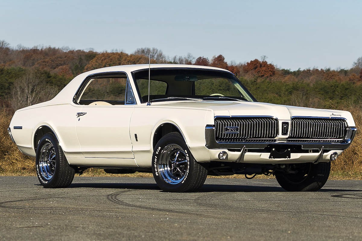 Mercury Cougar 1st Generation