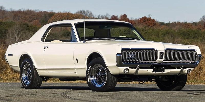 Mercury Cougar 1st Generation