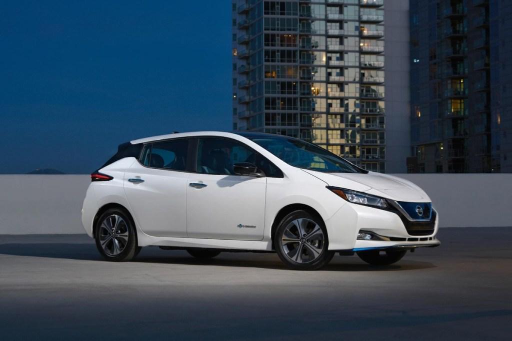 Nissan Leaf Plus Buka Harga Setengah Miliar Rupiah