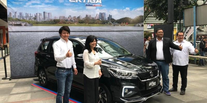 Bandung Jadi Kota Penting Bagi All New Ertiga Suzuki Sport, Kenapa?