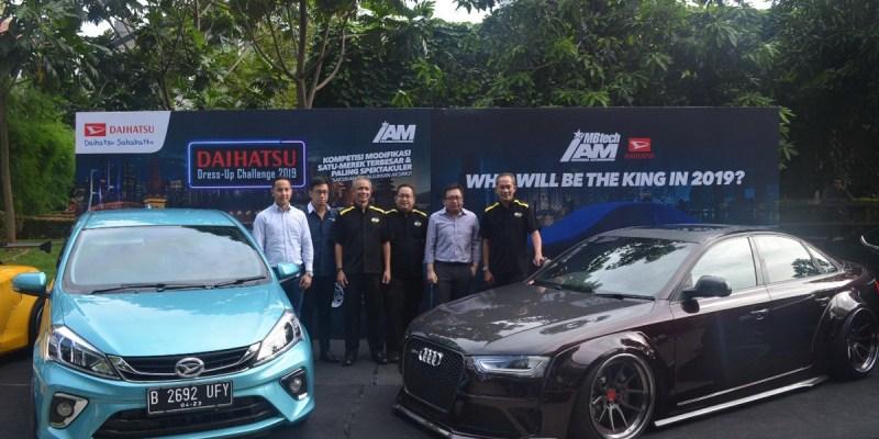 Daihatsu Dress Up Challenge 2019 Akan Sambangi 14 Kota