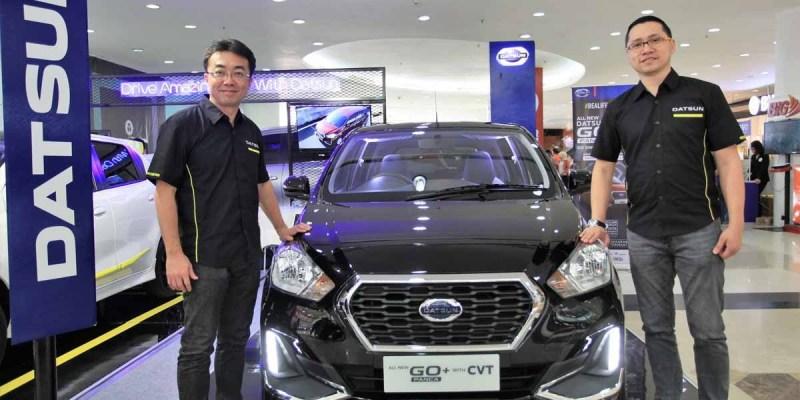 Datsun GO+ Panca X-TRONIC CVT Hadir di Medan