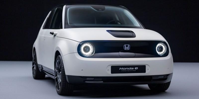 Honda e Prototype Akan Diproduksi Akhir Tahun 2019