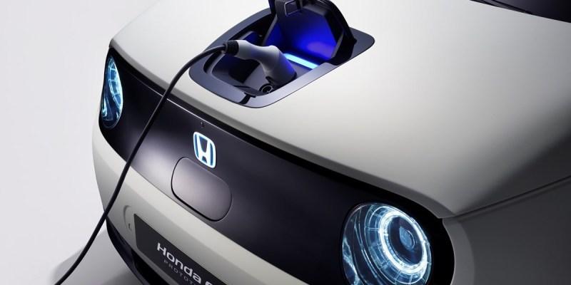 Honda Makin Berambisi Jual Mobil Listrik di Eropa