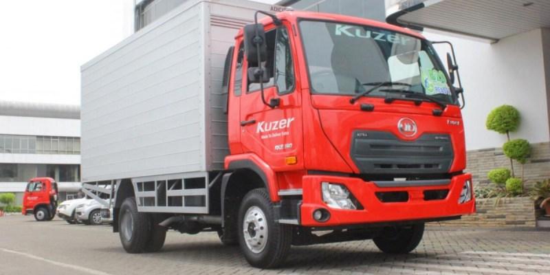UD Trucks Kenalkan RKE 150, Pemain Baru Segmen Light-Duty Truck