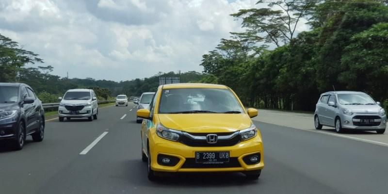 Konsumsi BBM Honda Brio Tembus 24,2Km/liter, Boroskah?