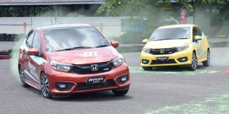 Honda Brio Produksi Indonesia Bulan Ini Terbang ke Dua Negara