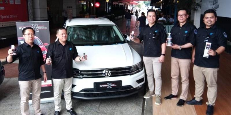 System X Ceramic Protection, Kinclong Lebih Lama Mulai Rp 4,5 juta