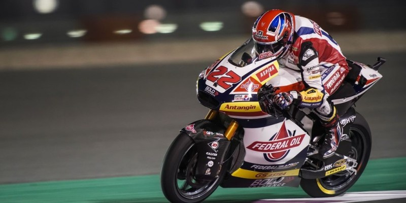 Sam Lowes Tak Ingin Tegang di Moto2 Qatar