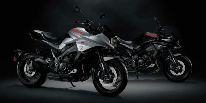 Suzuki Katana Beserta Aksesori Lengkap Hanya Rp 200 Juta!