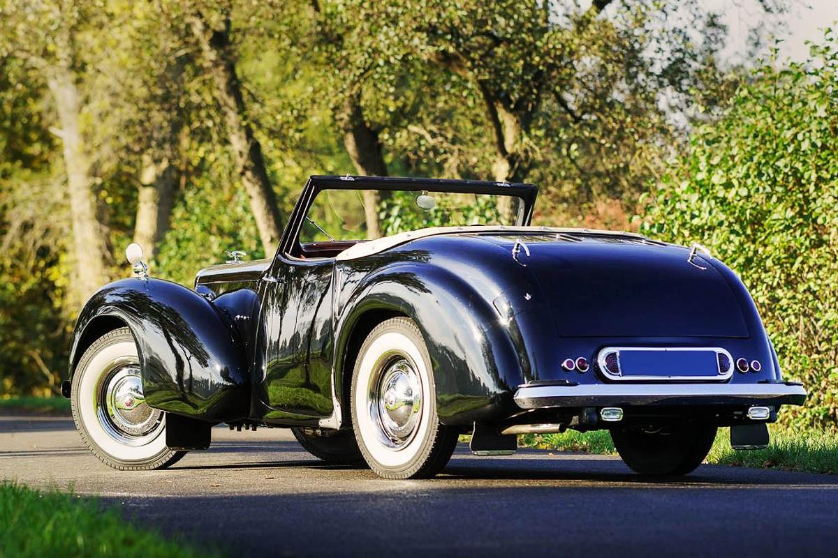 Triumph 1800 Roadster