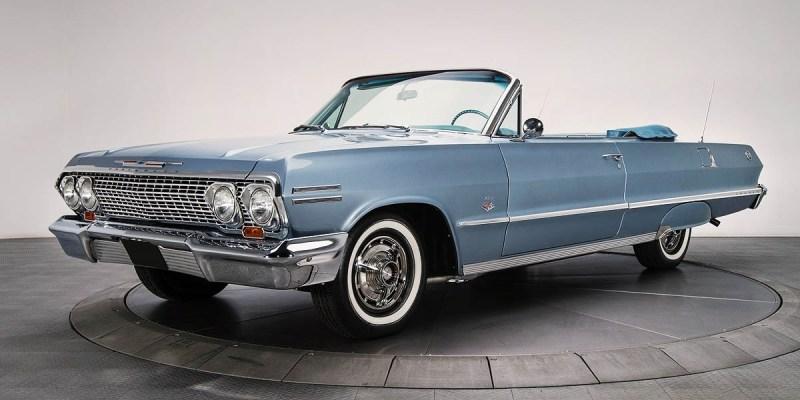 Chevrolet Impala SS 3rd Generation