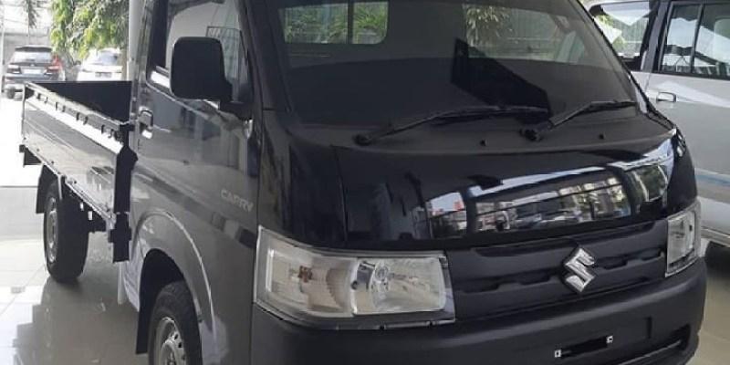 Suzuki New Carry Siap Lawan Gran Max, Pake Mesin Ertiga?