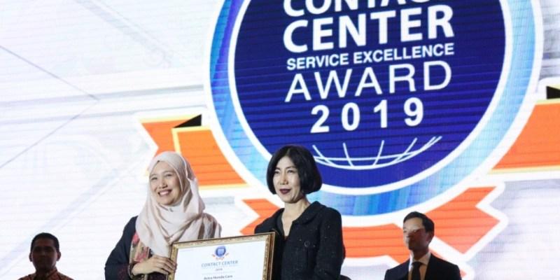 Miliki Layanan Terbaik, AHM Borong 4 Penghargaan Sekaligus