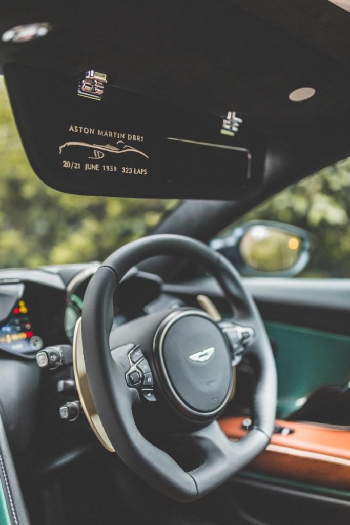Aston Martin DBS 59 Superleggera, Reinkarnasi Le Mans