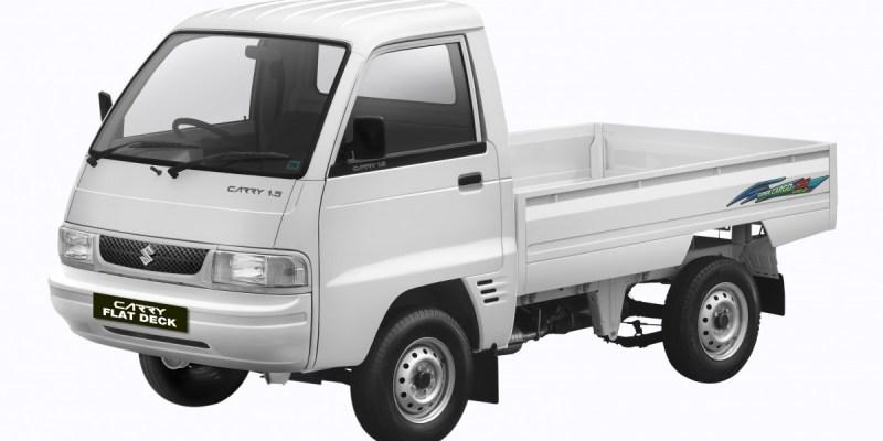 Perawatan Suzuki Pick Up Ini Hanya Rp 2 Jutaan