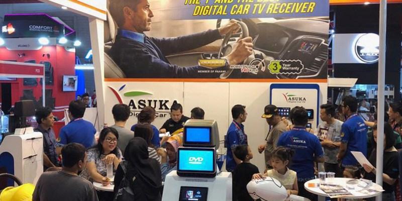 Asuka Car TV Akan Hadirkan Produk Terbaru di IIMS 2019