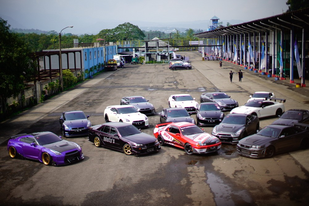 Kolaborasi Bank BJB dan GOCI Gelar 'Safety Driving and Car Show'