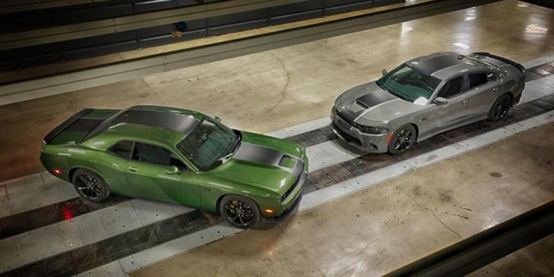 Dodge Challenger & Charger Khusus Angkatan Bersenjata