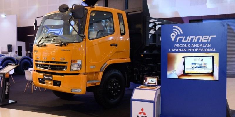 Hadir di GIIAS Surabaya, Mitsubishi Fuso Berharap Tetap Kuasai Pasar