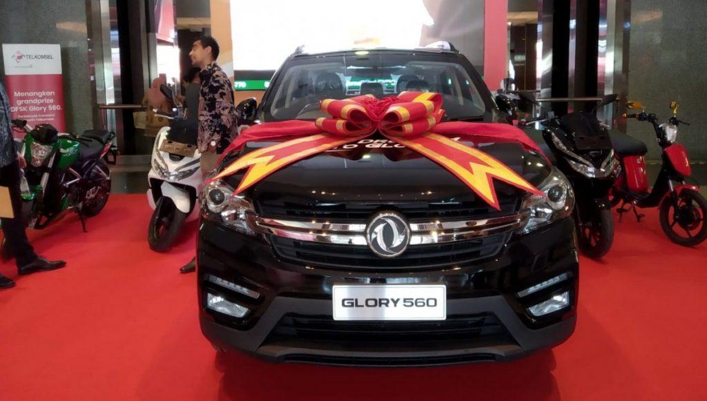 DFSK Glory 560 Jadi Grand Prize IIMS 2019