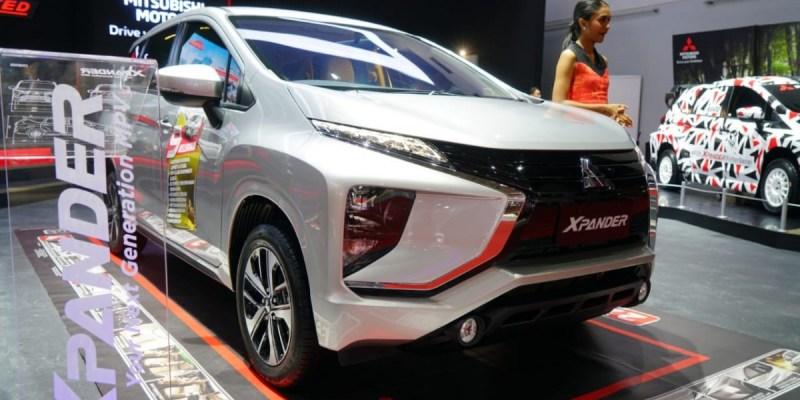 Mitsubishi Xpander Sudah Disiapkan Genuine Oil dan Spareparts
