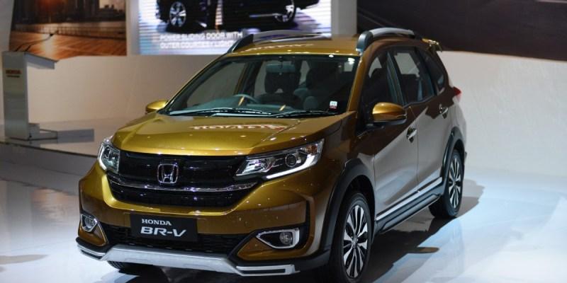 New Honda BR-V, Kini Lebih Menggoda