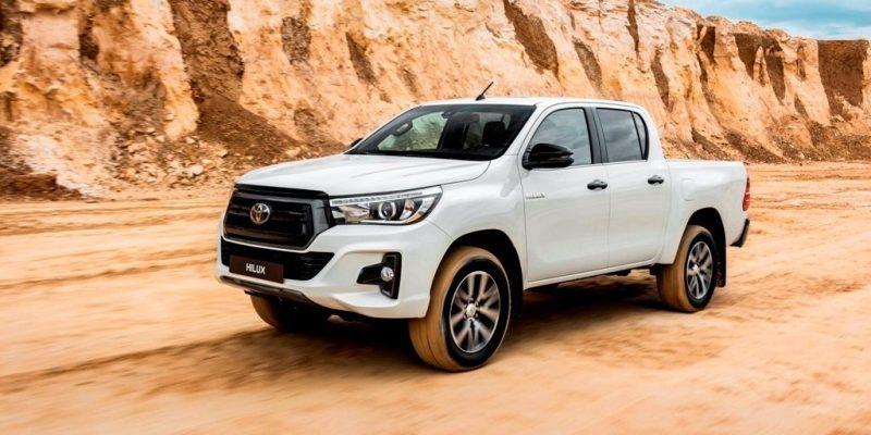 Toyota Hilux Special Edition, Lebih Ganteng!