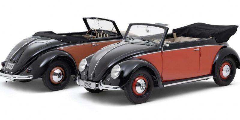 Volkswagen Classic Punya 3 Tema di Techno Classica 2019