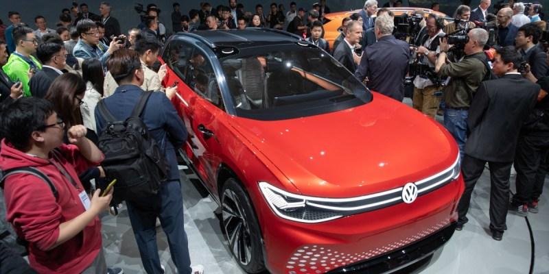 Auto Shanghai 2019, Pertaruhan Masa Depan Mobil Listrik