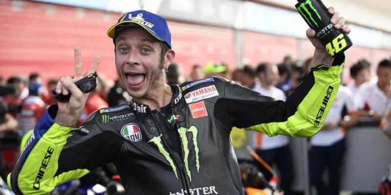 Rossi Ceritakan Cara Salip Dovizioso di Lap Terakhir MotoGP Argentina