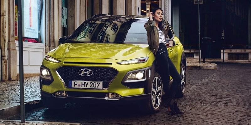 Hyundai Kona akan Tampil di IIMS 2019?
