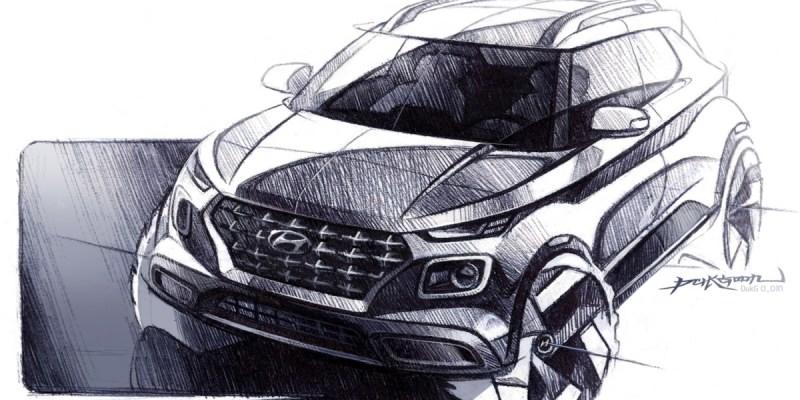 Hyundai Venue Simbol dari Trendi dan Unik