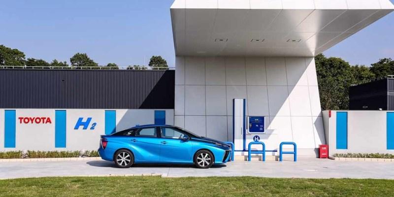 Hampir 24.000 Hak Cipta Mobil Listrik Dilepas Toyota, Tapi…