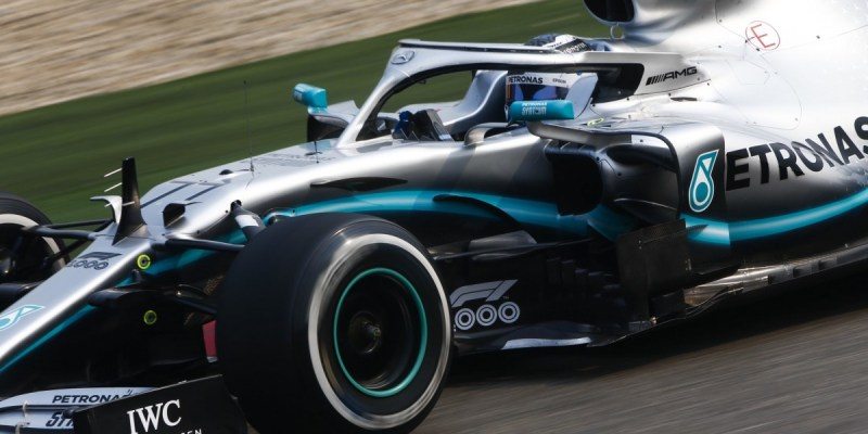 Kualifikasi F1 China 2019 : Bottas Raih Pole Position