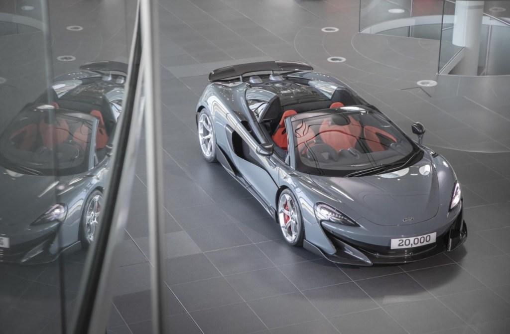 Demi Eksklusivisme, McLaren akan Batasi Produksi