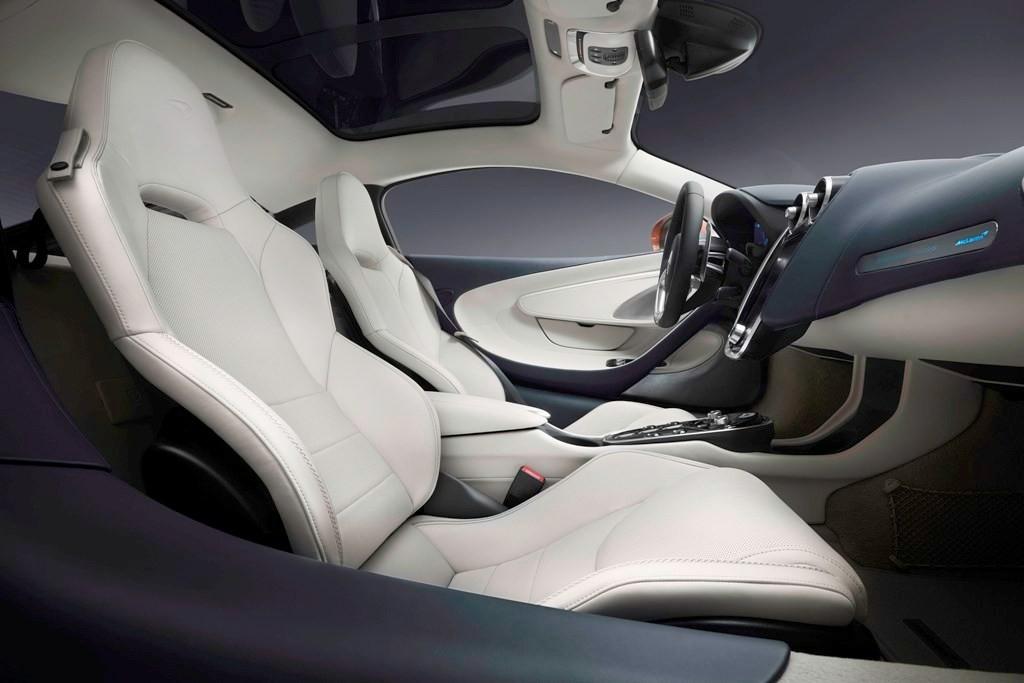 McLaren GT, Sportscar Tawarkan Fungsional