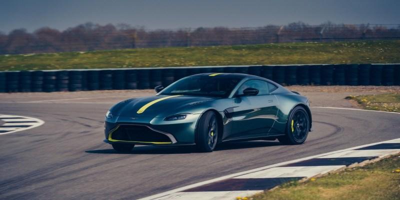 Aston Martin Vantage AMR, Khusus Pecinta 3 Pedal