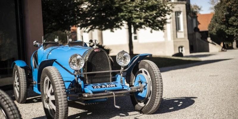 Bugatti Type 35, Nenek Moyang Hyper Cars