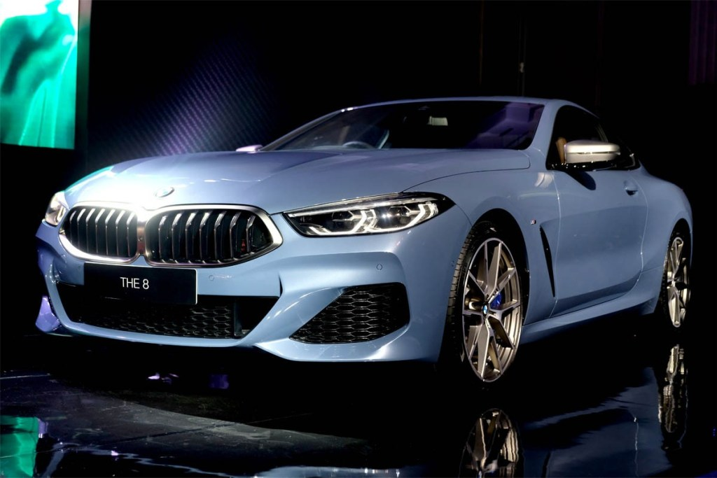 All New BMW Seri 8 Coupe: 'The Gentleman's Racer'
