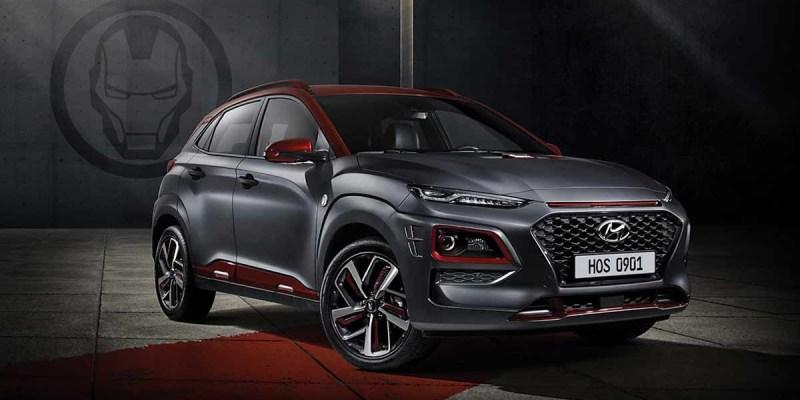 Ini Pemilik Pertama Hyundai Kona Iron Man Edition
