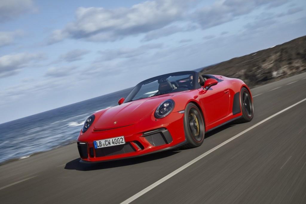 Porsche 911 Speedster, Sudah Bisa Dipesan!