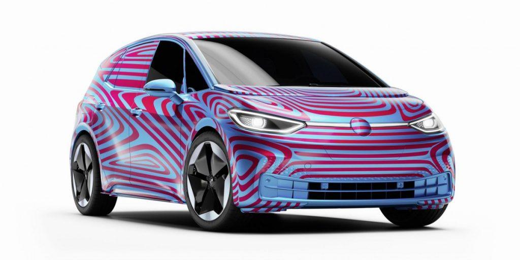 Baterai Volkswagen ID.3 Sudah Dijamin Awet 8 Tahun